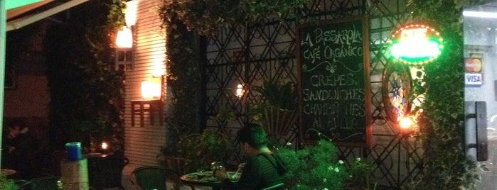 La Passarola,Café Orgánico is one of visitados.