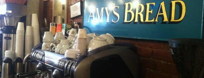 Amy's Bread is one of NYC (Hell's Kitchen/ Midtown West): Food Best Bets.