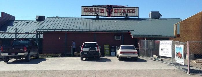 Grub Stake is one of สถานที่ที่บันทึกไว้ของ Eric.