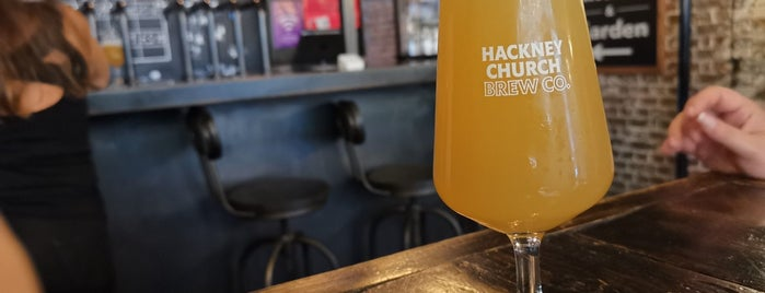 Hackney Church Brew Co. is one of Craft Beer Europe.