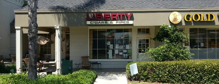 Liberty Tobacco is one of Cigar Stores.