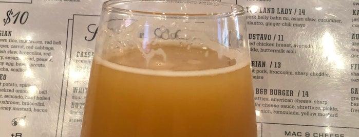 Butcher & Brew is one of Lugares guardados de Aubrey Ramon.