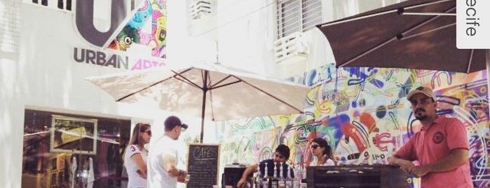 Urban Arts Recife is one of Tempat yang Disimpan Mariana.