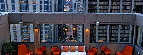 MileNorth, A Chicago Hotel is one of Best of NYC.