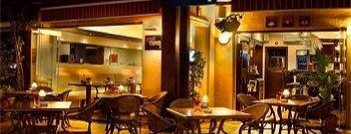 Cafe Cafen - Cafe & Bistro is one of Bodrum.