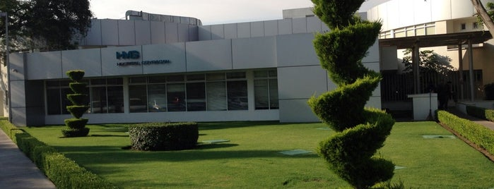 Hospital HMG Coyoacán is one of Armandoさんのお気に入りスポット.