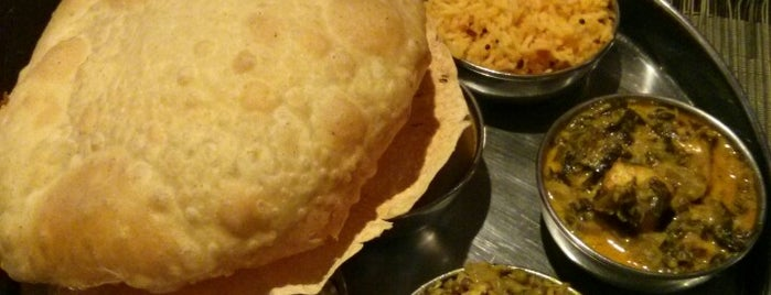 Pongal Kosher South Indian Vegetarian Restaurant is one of Vegetarian NYC.