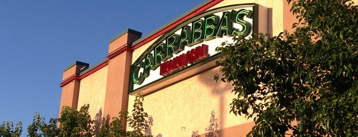 Carrabba's Italian Grill is one of アンソニー・マーセル 님이 좋아한 장소.