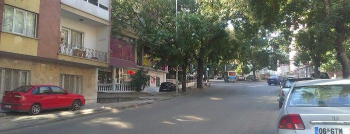 Libya Caddesi is one of favori mekanlar.