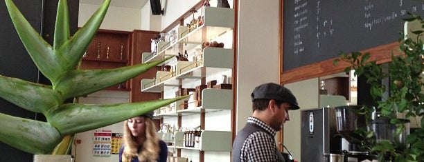 Stumptown Coffee Roasters is one of Good Places to Work From in NYC.