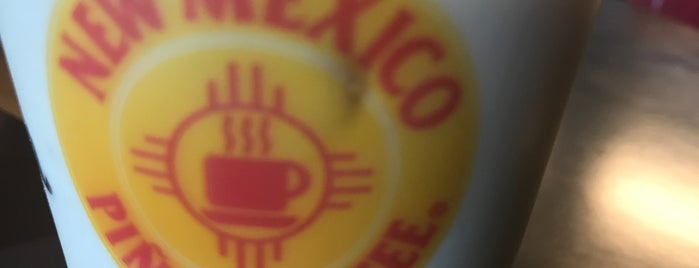 Piñon Coffee House is one of New Mexico.