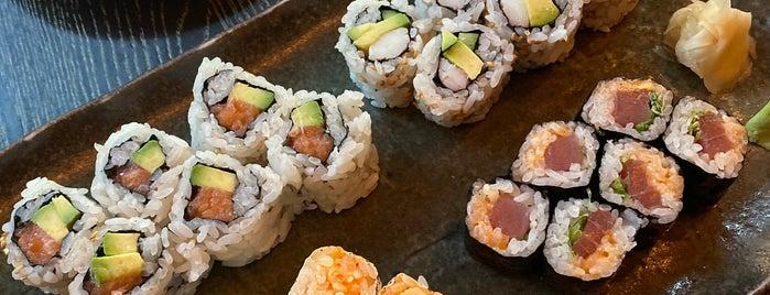 Nobu is one of DC Restaurants.