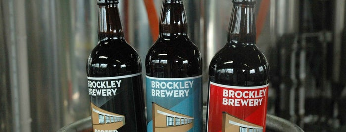 Brockley Brewery (The Brockley Brewing Company) is one of London's Best for Beer.