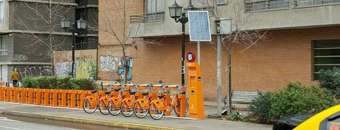 Bike Santiago is one of Lieux sauvegardés par Luis.