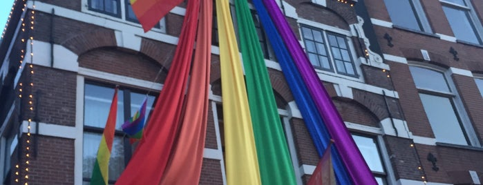 Amstel 54 is one of Cramsterdam for the gays.