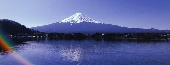 Fujikawaguchiko is one of Lugares favoritos de SV.
