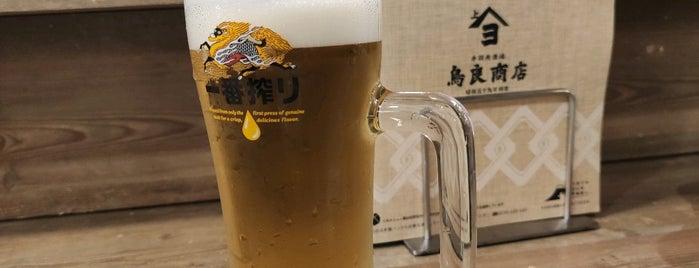 Toriyoshi Shoten is one of 居酒屋.