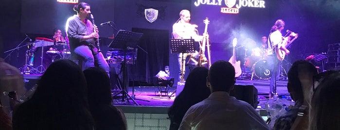 Jolly Joker is one of สถานที่ที่ TC Yağmur ถูกใจ.