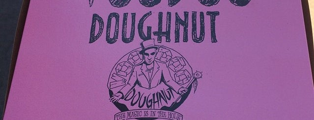 Voodoo Doughnut Mile High is one of Denver-To-Do List.