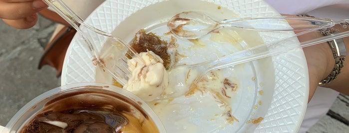 Bena Dondurma is one of Mutlaka git.