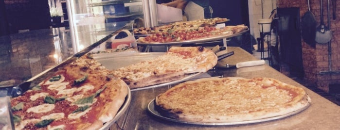 Sal's Pizzeria is one of Must Eats in Cobble Hill / Carroll Gardens.