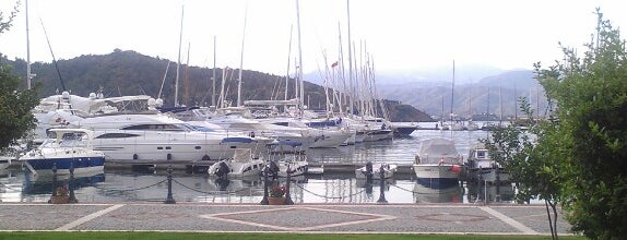 Ece Saray Marina&Resort is one of Fethiye.