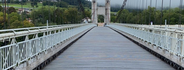 Pont de la Caille is one of Anncey France.