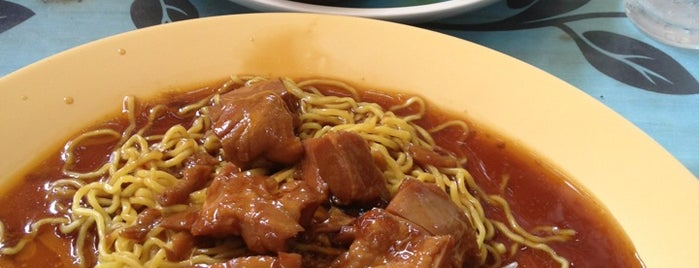 Nai Suan Arom Dee Noodle is one of N.さんの保存済みスポット.