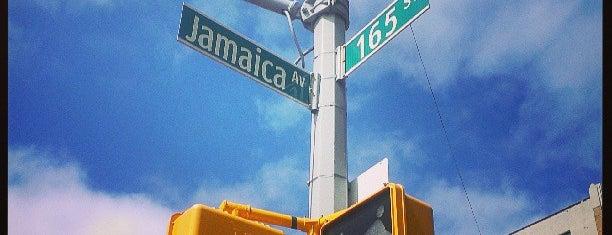 165th Street & Jamaica Avenue is one of JoAnna : понравившиеся места.