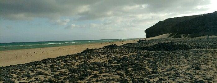 Playa de Mal Nombre is one of fuerteventura.