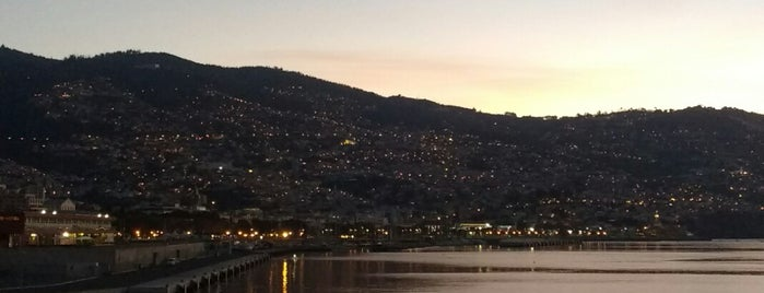 Funchal is one of Locais curtidos por Rob.