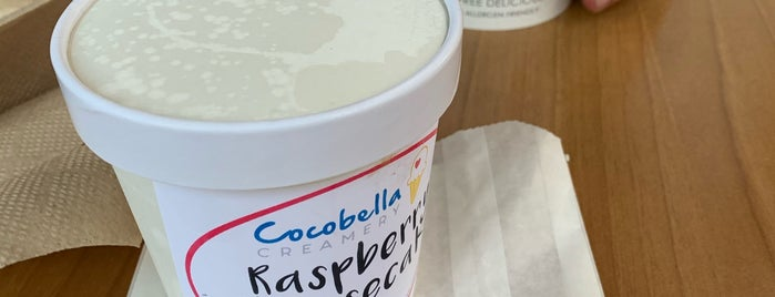Cocobella Creamery is one of LA Ideas.