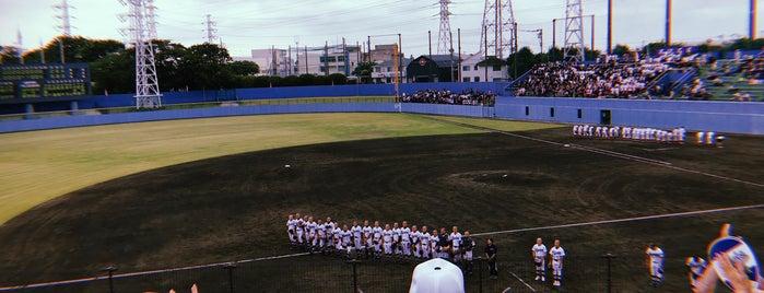 市民野球場 is one of Funabashi・Ichikawa・Urayasu.