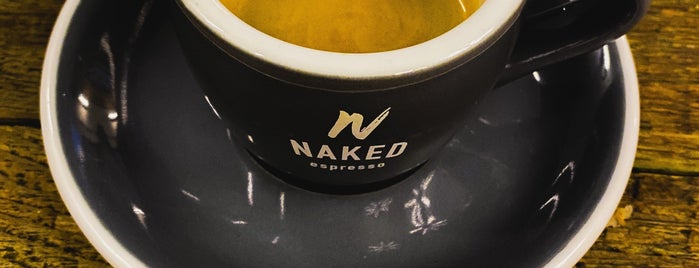 Naked Espresso is one of COFFEE Around the World.