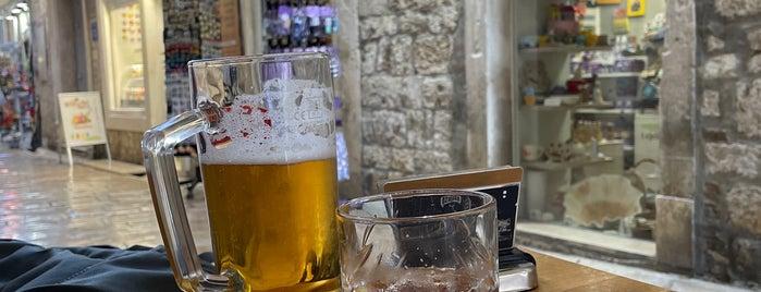 Deja Brew is one of Balkans.