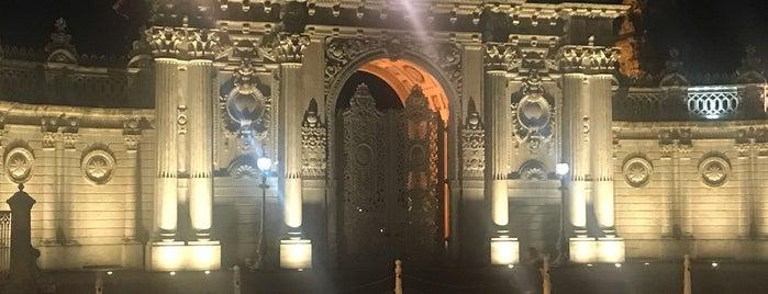 Dolmabahçe Sarayı Bahçesi is one of Lieux qui ont plu à Nermin Ataçoğlu.