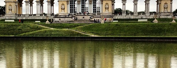 Gloriette is one of Vienna.