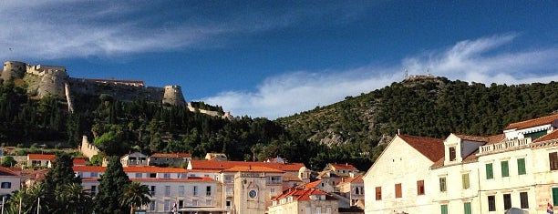 Otok Hvar is one of Croacia.