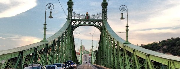 Pont de la Liberté is one of Follow the Orient Express — Şark Ekspresi.