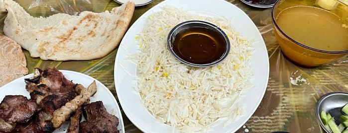 مطاعم ومطابخ بن إسحاق is one of Jeddah.