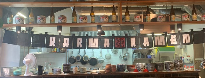Karma Ramen is one of Wien & Umgebung.