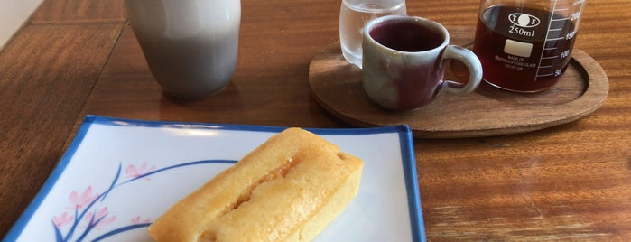 Triangle Garden Café is one of taipei cafes to work at..