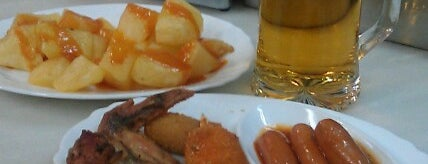 Lus Enemigus is one of Mi Madrid gastro.