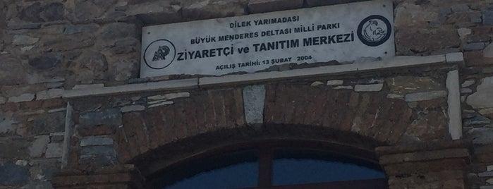 Dilek Yarımadası Milli Parkı Tanıtım Merkezi is one of Tempat yang Disukai Asutay.