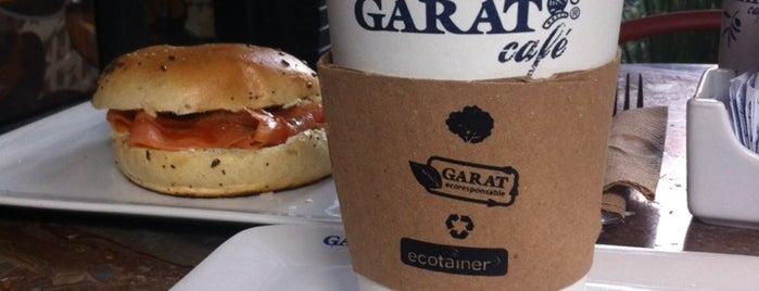 Garat Café is one of Cafeterías.