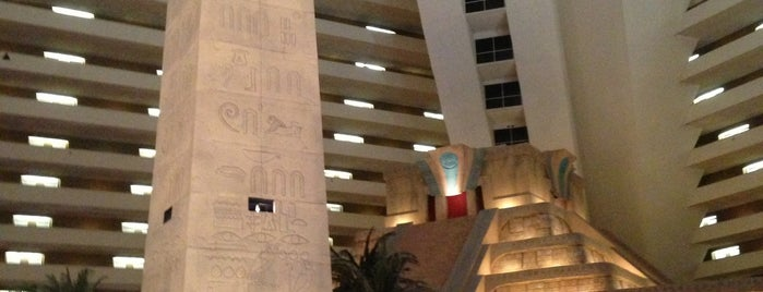Luxor East Tower is one of Vegas Baby.