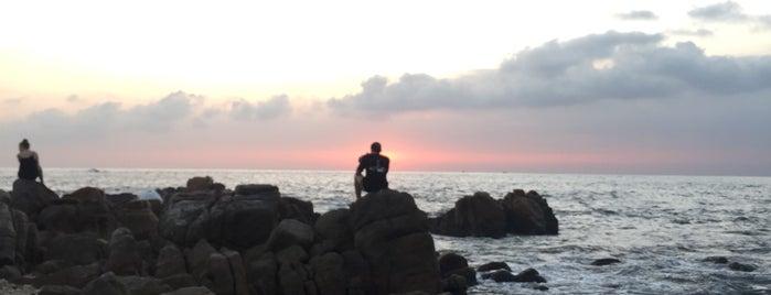 Secret Beach, Mirissa is one of Sri Lanka.