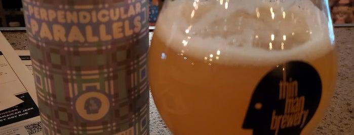 Thin Man Brewery is one of Posti salvati di Rachel.