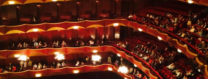 American Ballet Theatre is one of The New Yorkers: Extracurriculars.