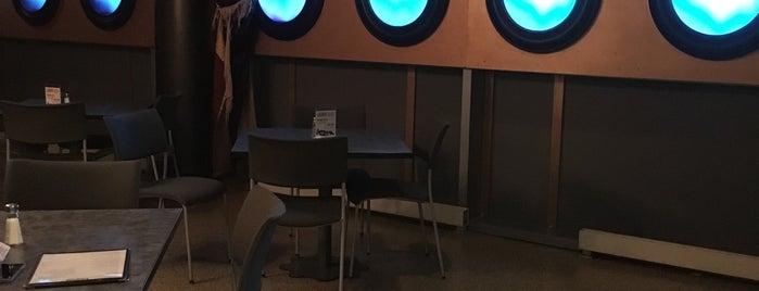 The Torpedo Room is one of Orte, die Dave gefallen.